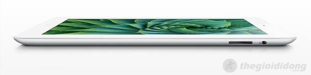 iPad 4 chỉ mỏng 9.4 mm