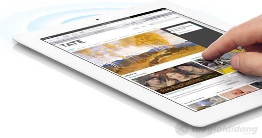 Kết nối không giới hạn với iPad 4