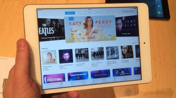 Lướt web cực kì nhanh với iPad Mini 2