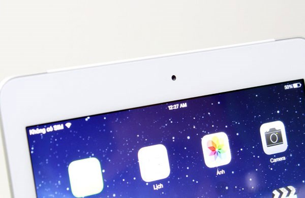 iPad Air có nhiều ứng dụng thông minh