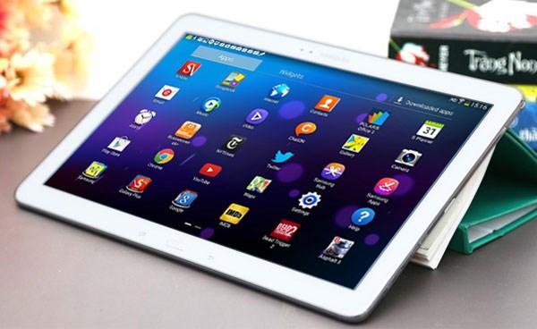 Samsung Galaxy Tab 4 10 màn hình IPS chống chói