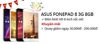 Máy tính bảng ASUS Fonepad 8 (FE380CG)