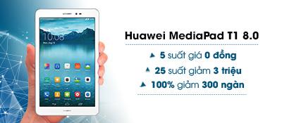 Máy tính bảng Huawei Media Pad T1