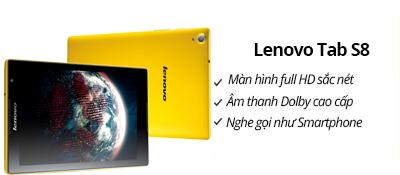 Máy tính bảng Lenovo Tab S8
