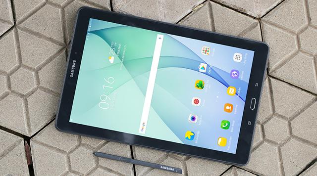Thiết kế quen thuộc của Samsung