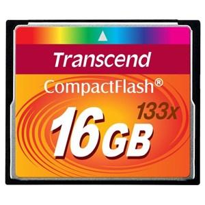 Thẻ nhớ CF 16 GB Transcend 133x