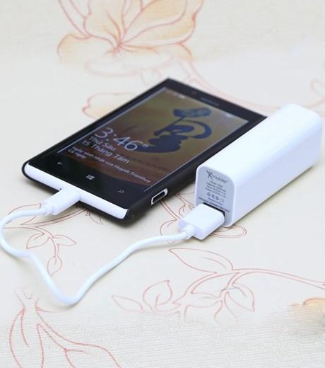 Pin sạc dự phòng Pin sạc dự phòng X mobile 3000 mAh