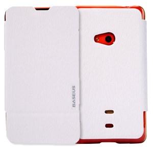 Ốp lưng da nắp gập Nokia Lumia 625 Baseus