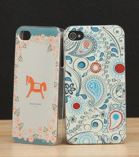 Ốp lưng - Flipcover điện thoại Ốp lưng iPhone 4S