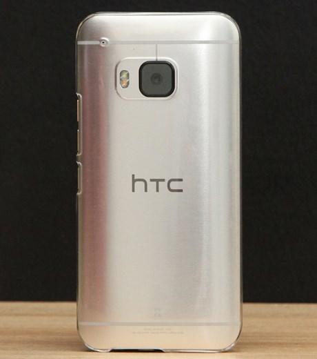 Ốp lưng - Flipcover điện thoại Ốp lưng HTC One M9 Nhựa trong Nude