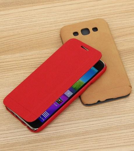 Ốp lưng - Flipcover điện thoại Ốp lưng Samsung Galaxy E5