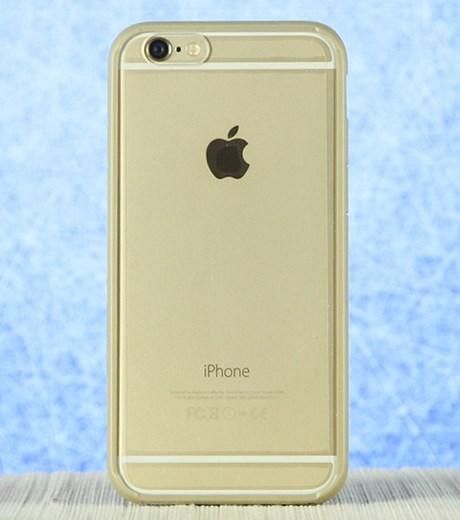 Ốp lưng - Flipcover điện thoại Ốp lưng iPhone 6 nhựa trong Primary
