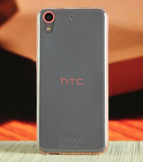 Ốp lưng - Flipcover điện thoại Ốp lưng HTC 826 Dual Nhựa dẻo X Mobile Nude