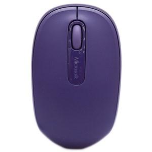 Chuột không dây Microsoft 1850 Tím