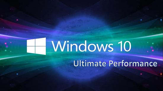 Kết quả hình ảnh cho Bật chế độ Ultimate Performance trên Win 10 để tăng tốc máy tính