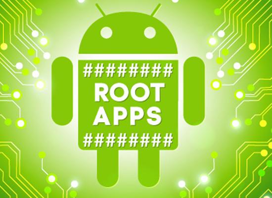 Bạn root máy androi nên phải hiểu