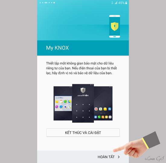Hướng dẫn cài đặt ban đầu trên Samsung Galaxy S6 Edge Plus - 137747