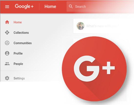 Mạng xã hội Google Plus